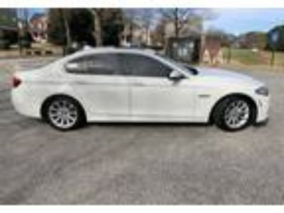2014 BMW 5-Series Sedan in Fayetteville, GA