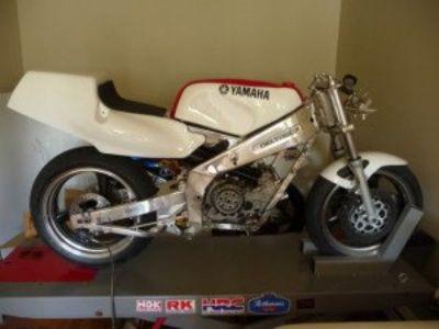 1989 Yamaha TZ250W Reverse Cylinder Project