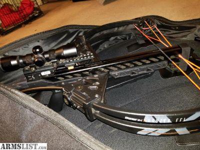 For Sale: Bear X crossbow