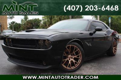 2014 Dodge Challenger R/T (Black Clearcoat)