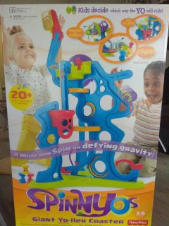 Fisher Price New Rollercoaster Toy