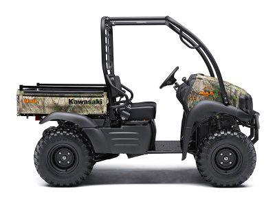 2017 Kawasaki Mule SX 4x4 XC Camo Utility SxS Utility Vehicles South Hutchinson, KS