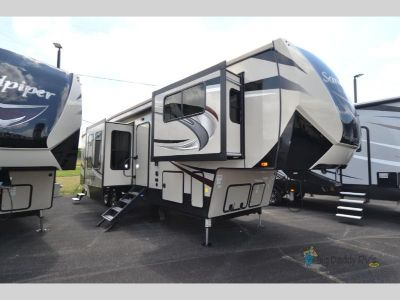 2018 Forest River Rv Sandpiper 377FLIK