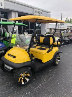 2015 Club Car Precedent Electric 4 Passenger Golf Golf Carts Lakeland, FL