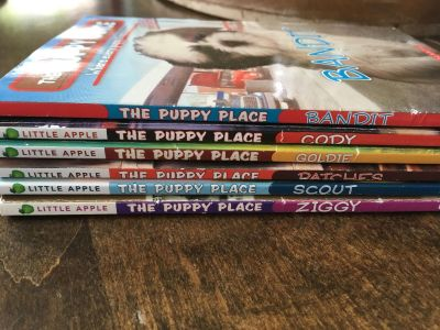 The Puppy Place books