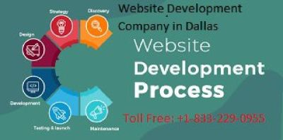 website development company in Dallas Toll Free: +1-833-229-0955