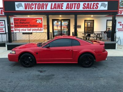 2004 Ford Mustang GT Deluxe (RED)