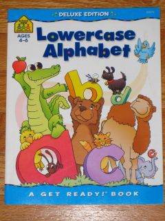 NEW - LOWERCASE ALPHABET...$6 PICK-UP* 3 LOCATIONS AVAILABLE (READ DESCRIPTION)
