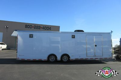 Used 2014 inTech 28' iCon Race Trailer