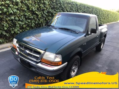 1998 Ford Ranger Splash (Deep Emerald Green (CC/Met))