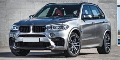 2017 BMW X5 M 4DR AWD (Carbon Black)