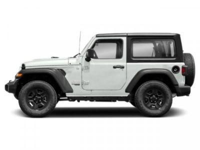 2018 Jeep Wrangler Rubicon (Bright White Clearcoat)
