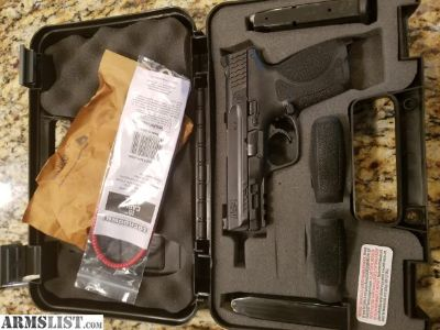 For Sale: SMITH & WESSON MP9C 2.0