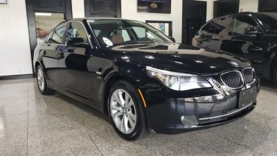 2010 BMW 5-Series 535xi (Black)