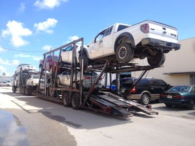 AUTO TRANSPORT in all USA - Florida
