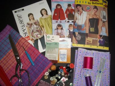 Sewing classes for Kids and adults