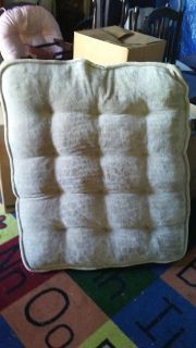 Large dog bed/pillow