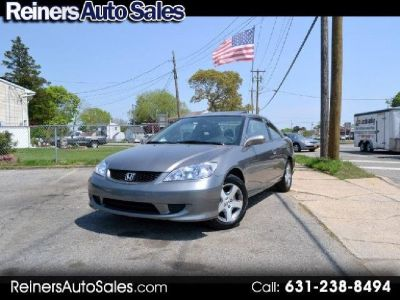 2004 Honda Civic EX Coupe AT Clean Carfax Sunroof