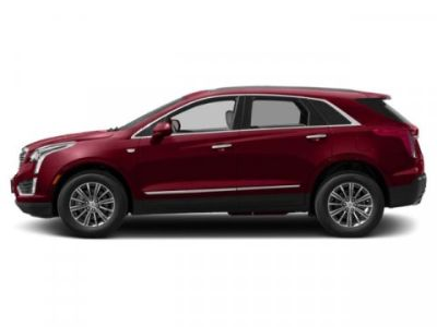 2019 Cadillac XT5 Luxury AWD (Red Horizon Tintcoat)