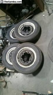 66/67 rims new tire