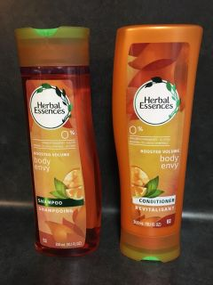 New Herbal Essences Shampoo and Conditioner