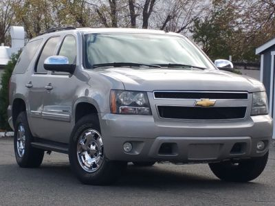 2007 Chevrolet Tahoe LS (Gold Mist Metallic)