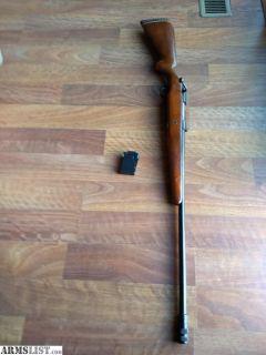 For Sale: WesternField 20 gauge bolt action with adjustable choke
