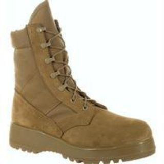 Rocky: Entry Level Hot Weather Military Boot