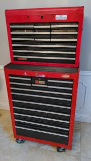 Original Craftsman Tool Chest