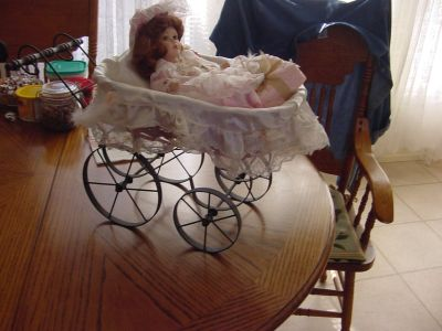 Doll and Buggy