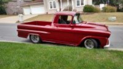 1958 Chevy APACHE-fleetside, Custom Hot Rod