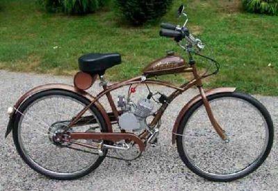 """$550 2 STROKE 50cc GAS MOTORIZED 26"""" MEN'S BICYCLE 20 MPH"""