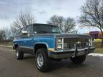 1987 Chevrolet Blazer V-10 K5