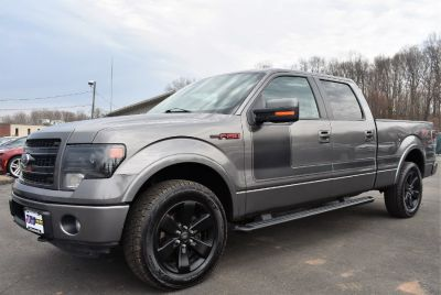 2013 Ford F-150 King Ranch (Sterling Gray Metallic)