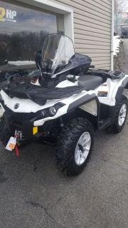 2018 Can-Am Outlander North Edition 850 Utility ATVs Ledgewood, NJ