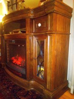 Bayside Electric Fireplace