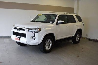 Used 2018 Toyota 4Runner 4WD (Natl)