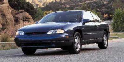 1999 Chevrolet Monte Carlo SS (Light Pewter Metallic)