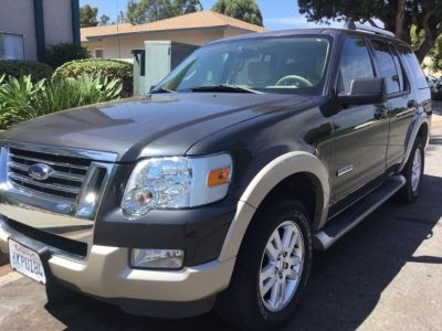 2007 Ford Explorer Eddie Bauer (clean title)
