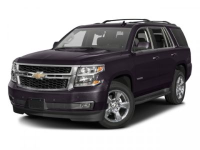 2016 Chevrolet Tahoe LT (Champagne Silver Metallic)
