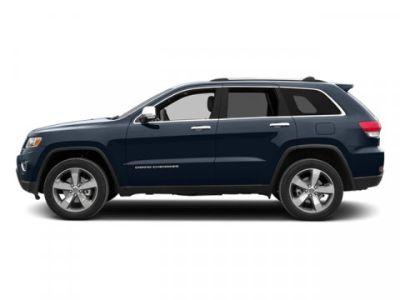 2014 Jeep Grand Cherokee Limited (True Blue Pearlcoat)