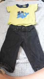 6 to 9 months outfit