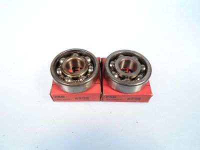 Buy Fiat 1800 2100 1959-1962 & Fiat 1500 Cabriolet 1961+ Generator Bearings 6302 motorcycle in Franklin, Ohio, United States