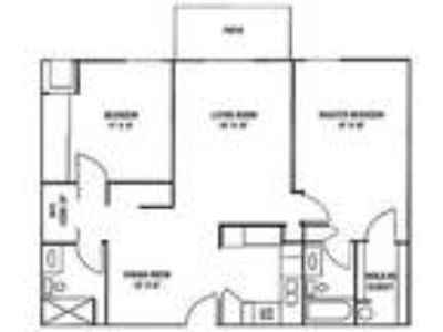 Wildwood Highlands Apartments & Townhomes 55+ - Two BR, Two BA