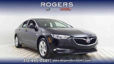 New 2019 Buick Regal Sportback 4dr Sdn FWD