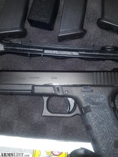 For Sale: Glock 17 Gen 5 w/night sights