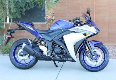 2016 Yamaha Motor Corp., USA YZF-R3 Sport Motorcycles Kingman, AZ