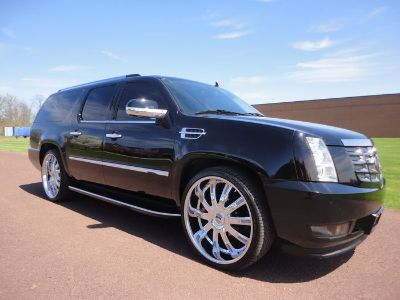 2009 Cadillac Escalade ESV SuperCharged