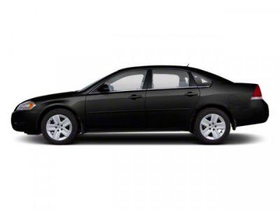 2011 Chevrolet Impala LT (Black)
