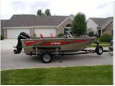2006 Lowe Fishing Machine Fishing Machine 175 SRDF